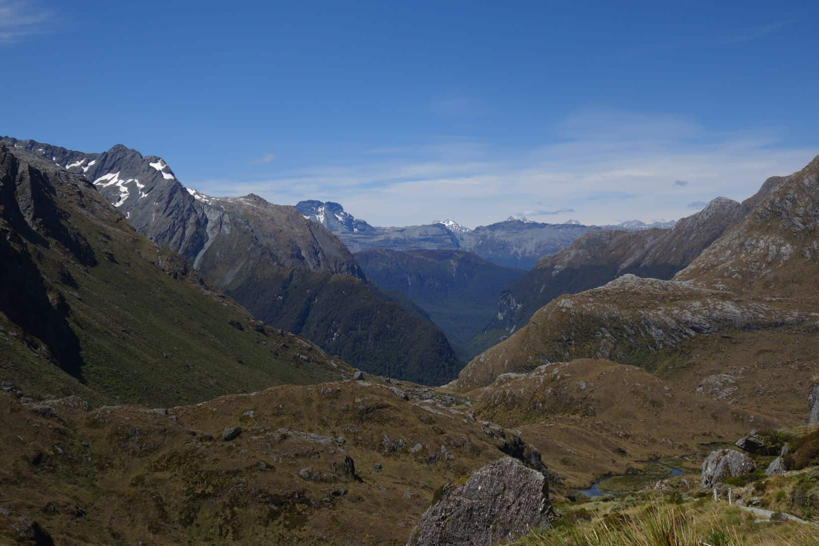 routeburn track best hikes new zealand