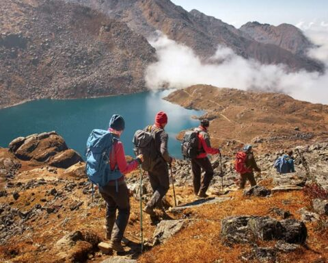 What Does Trekking Mean