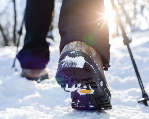 Are Hiking Boots Good For Snow