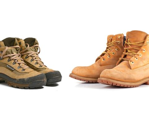 Hiking Boots VS Work Boots