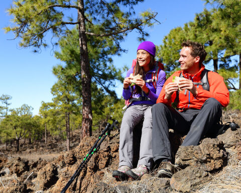 Best Hiking Lunches